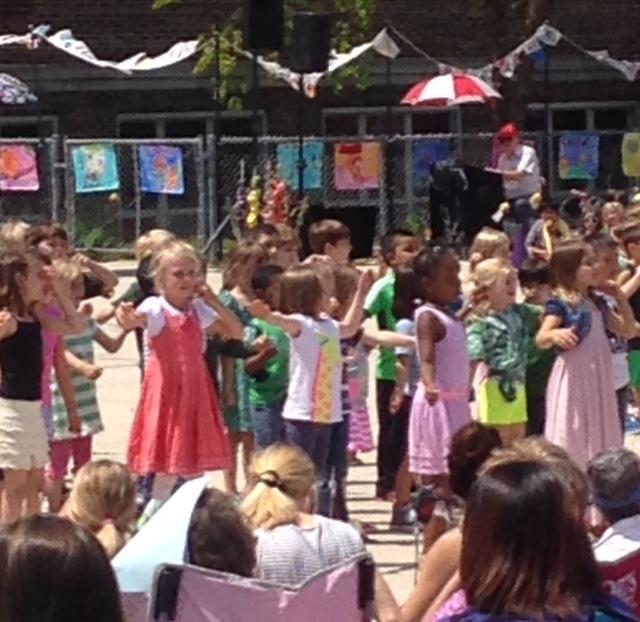 Sydney Spring Sing K5
